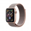 Apple Watch Series 4 GPS 40mm Gold with Pink Sand Sport Loop