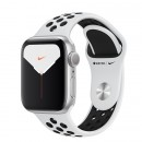 Apple Watch Nike+ 40mm Silver with Pure Platinum/Black Nike Sport Band