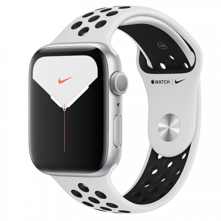 Apple Watch Nike+ 44mm Silver with Pure Platinum/Black Nike Sport Band