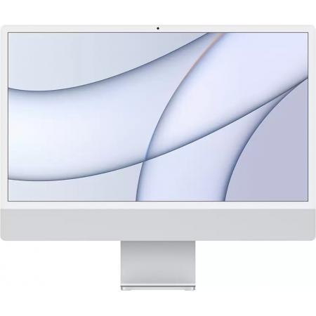 """iMac 24"""" (8C CPU, 7C GPU) Silver 8/256GB (M1, 2021)"""