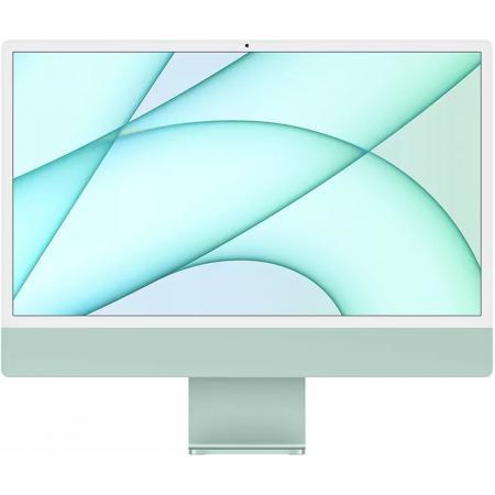 """iMac 24"""" (8C CPU, 7C GPU) Green 8/256GB (M1, 2021)"""