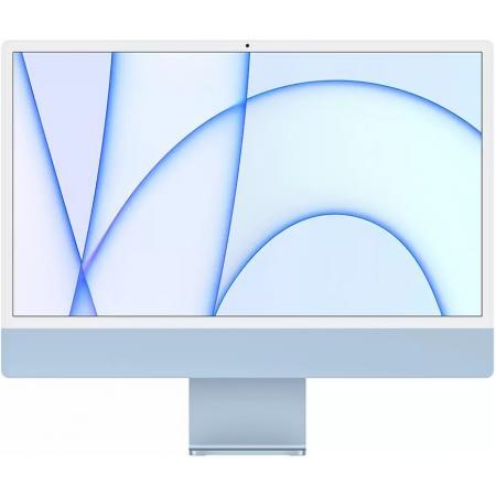 """iMac 24"""" (8C CPU, 7C GPU) Blue 8/256GB (M1, 2021)"""