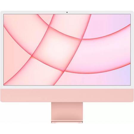"""iMac 24"""" (8C CPU, 7C GPU) Pink 8/256GB (M1, 2021)"""