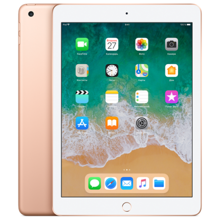 iPad 9.7 Wi-Fi 32GB Gold (2018)