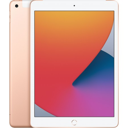 "iPad 10.2"" Wi-Fi+Cellular 128GB Gold (2020)"