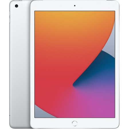 "iPad 10.2"" Wi-Fi+Cellular 128GB Silver (2020)"