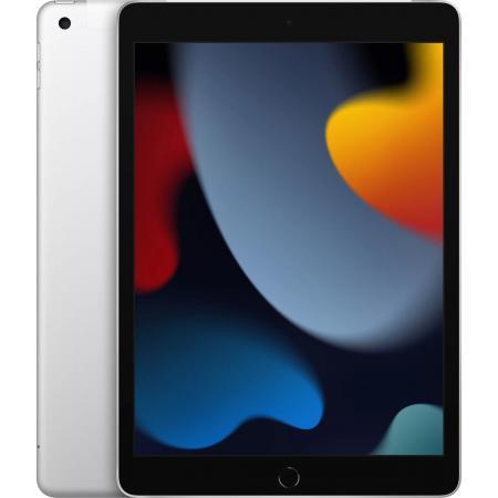 "iPad 10.2"" Wi-Fi + Cellular 256GB Silver (2021)"
