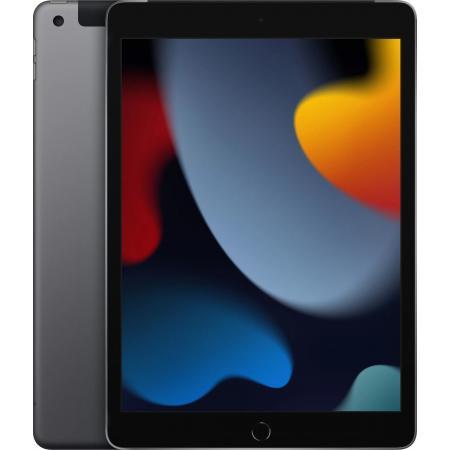 """iPad 10.2"""" Wi-Fi + Cellular 256GB Space Gray (2021)"""