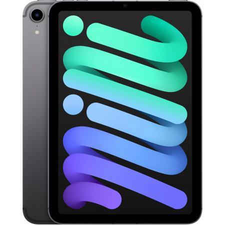 """iPad Mini 8.3"""" Wi-Fi + Cellular 256GB Space Gray (2021)"""