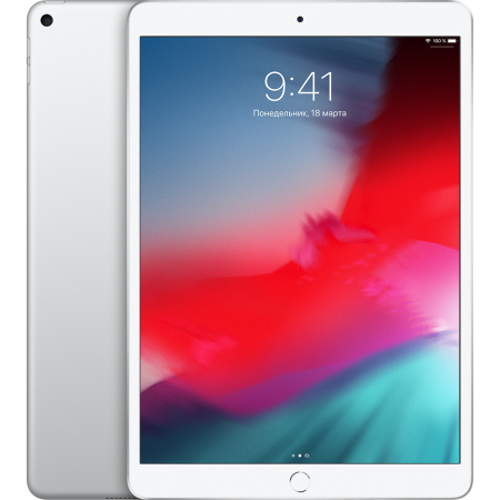 "iPad Air 10.5"" Wi-Fi+Cellular 256GB Silver (2019)"