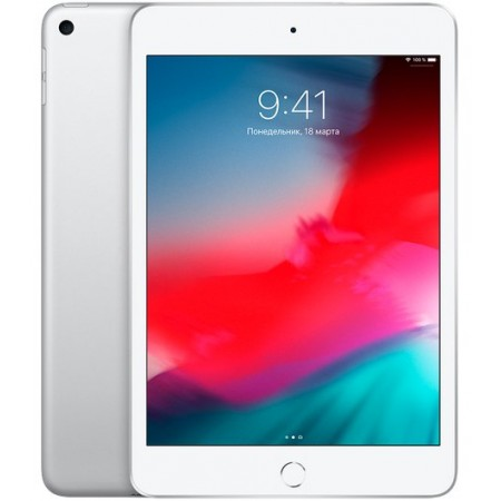 "iPad Mini 7.9"" Wi-Fi 64GB Silver (2019)"