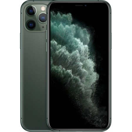 "iPhone 11 Pro Max Midnight Green 64GB ""2 Sim"""
