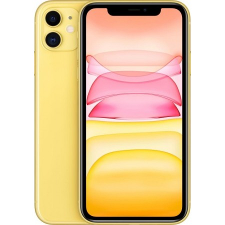 "iPhone 11 Yellow 256GB ""2 Sim"""