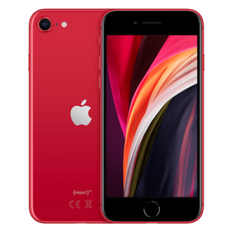 iPhone SE Red 256GB