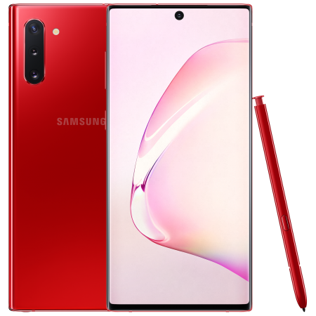 Samsung Galaxy Note 10 Aura Red 256GB
