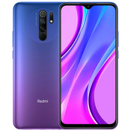 Xiaomi Redmi 9 NFC Sunset Purple 4/64GB