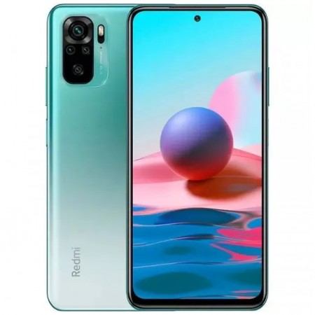 Xiaomi Redmi Note 10 Lake Green 4/128GB