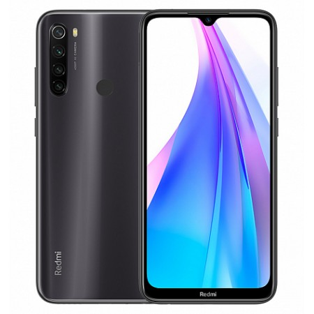 Xiaomi Redmi Note 8T Black 4/64GB