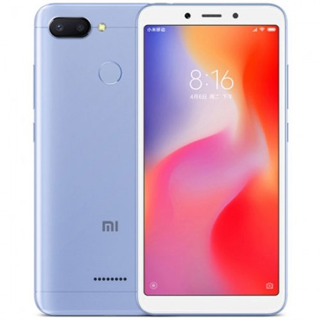 Xiaomi Redmi 6 Blue 32GB