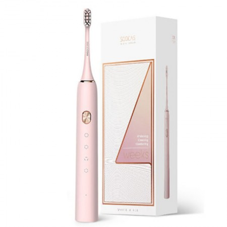 Зубная электрощетка Soocas X3U Sonic Electric Toothbrush Pink